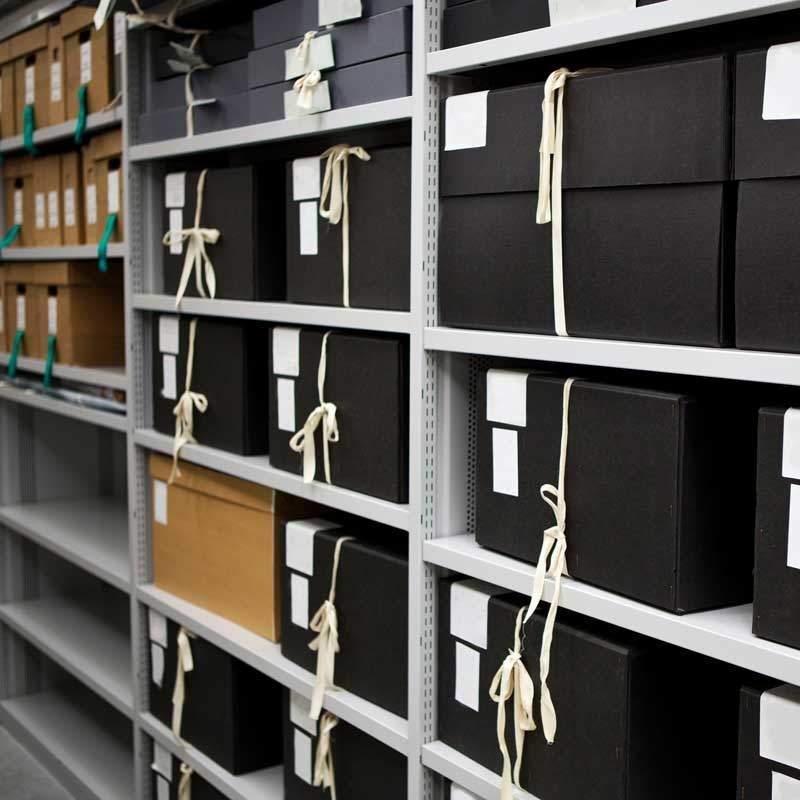 Archiv-Umzug