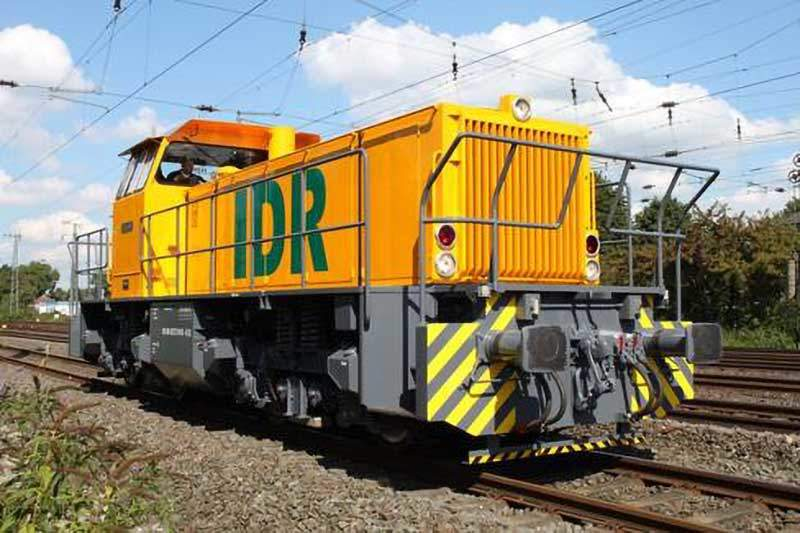 IDR-Bahn-Potenzialanaylse